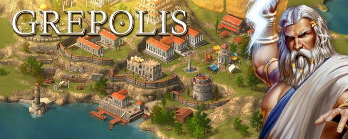 Grepolis Gebäude