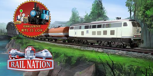 Rtl2 Spiele Eisenbahn