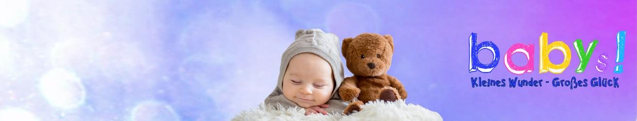 Die RTL 2-Sendung Babys! - Kleines Wunder - großes Glück