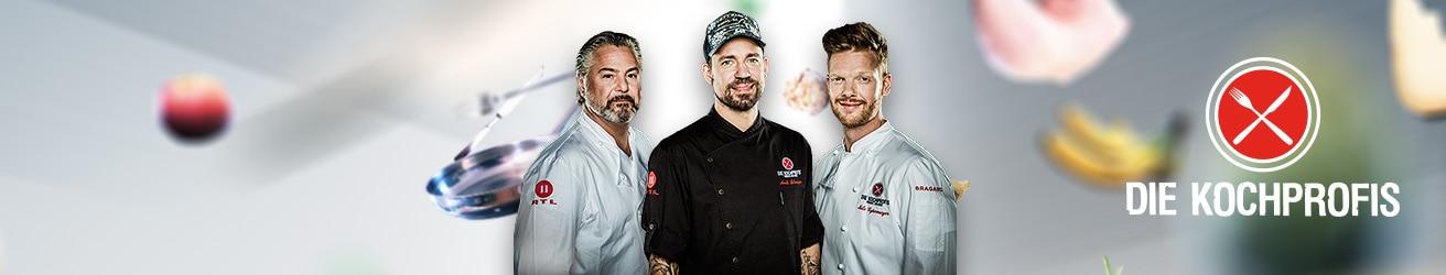 Die RTL 2-Sendung Die Kochprofis