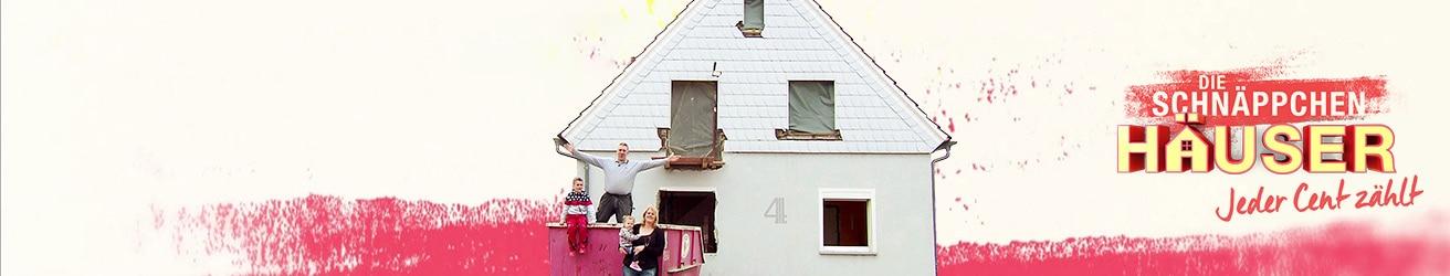 Die RTL 2-Sendung Die Schnäppchenhäuser