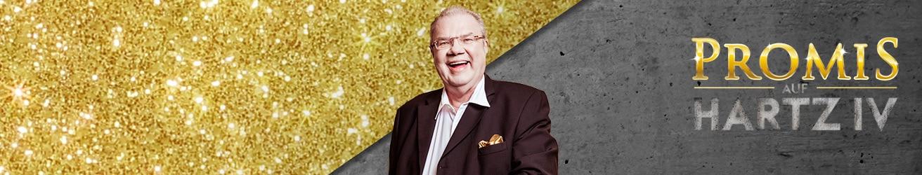 "Die RTL II Sendung ""Promis auf Hartz IV"""