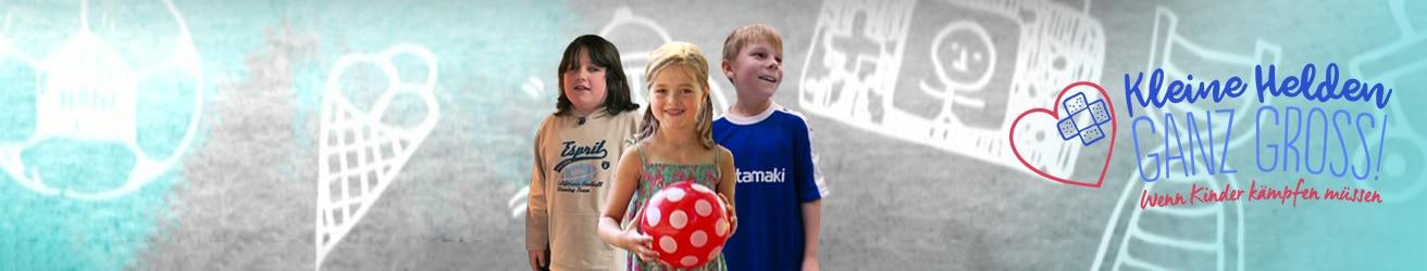 """Die Sendung """"Kleine Helden ganz groß - Wenn Kinder kämpfen müssen"""" bei RTL 2"""