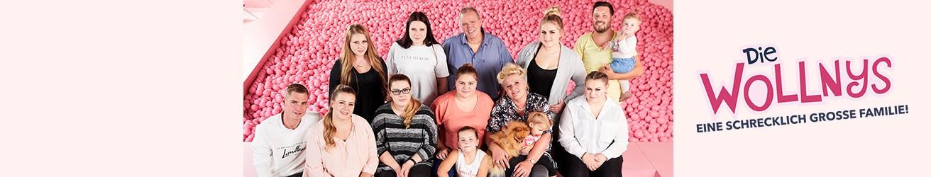 Die Wollnys - Eine schrecklich große Familie