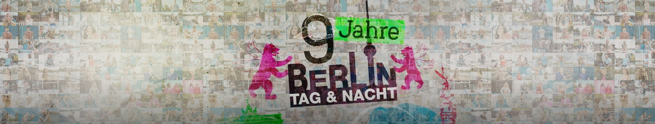 Die RTL 2-Sendung Berlin - Tag und Nacht