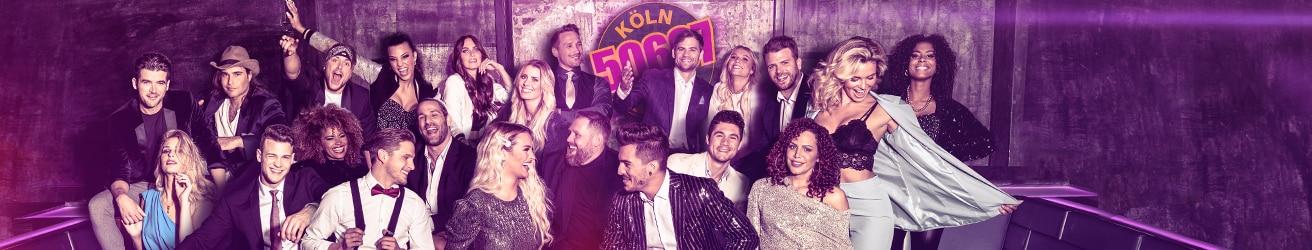 """Die RTL 2-Sendung """"Köln 50667"""""""