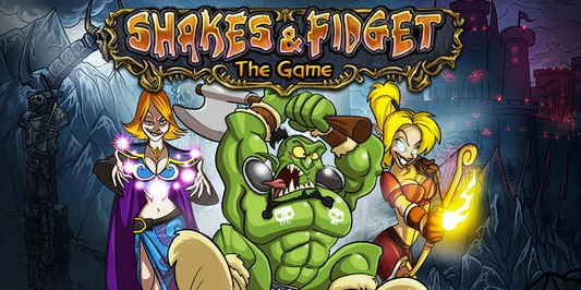 Shakes And Fidget Ritter