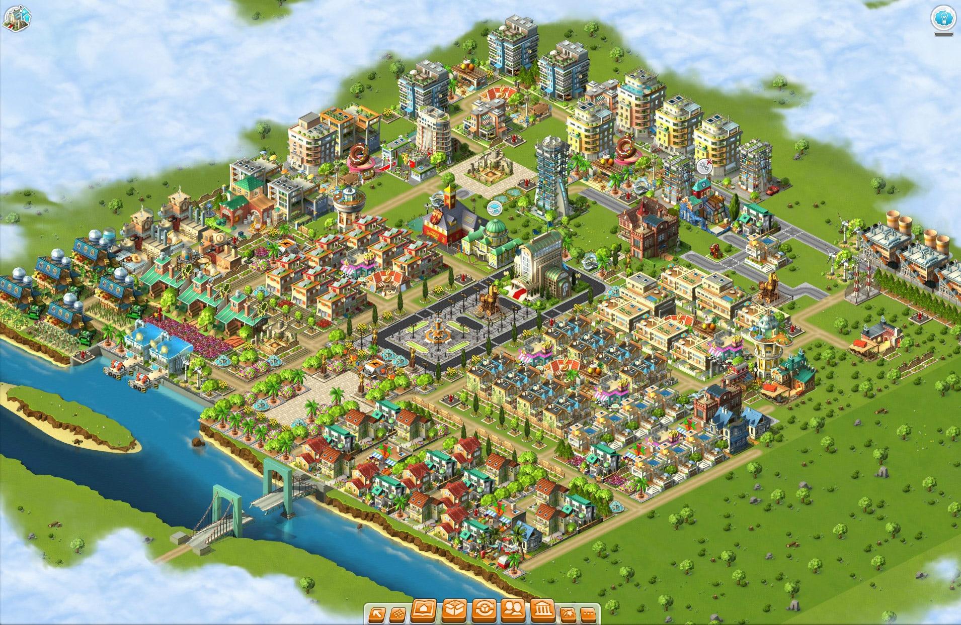 Rising Cities Jetzt Spielen