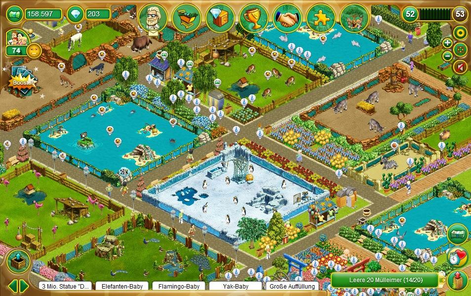 My Free Zoo Freunde
