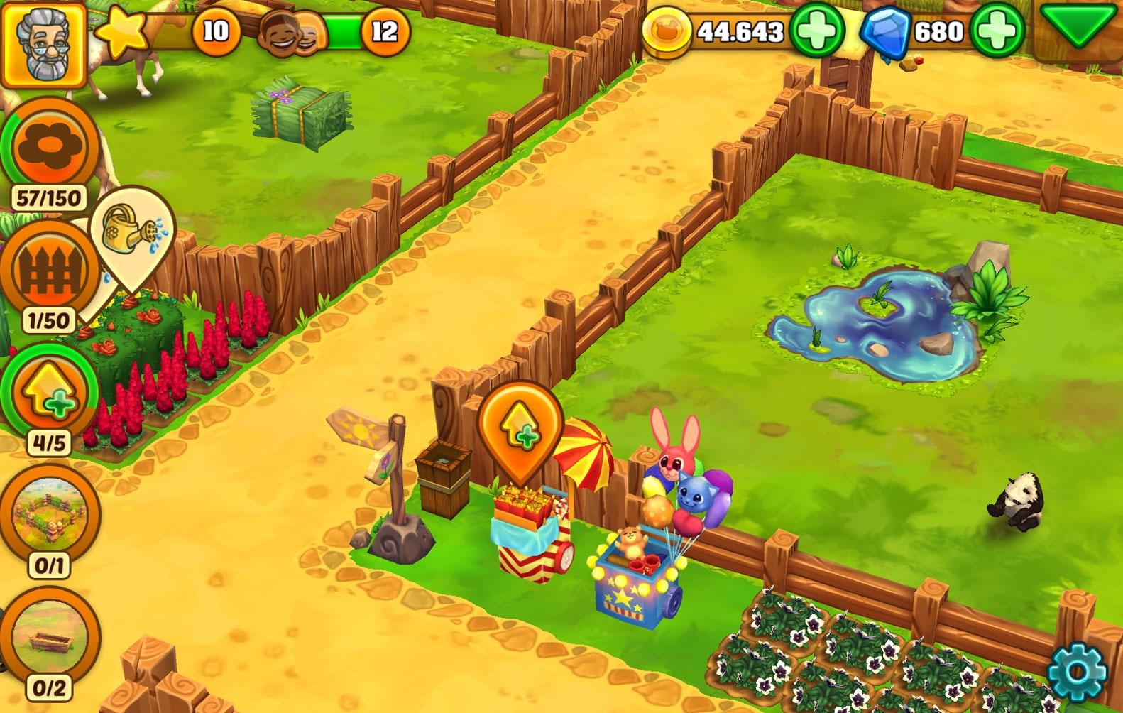 Neues Zoo Spiel