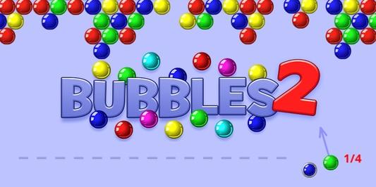 Bubbles 2 Spielen